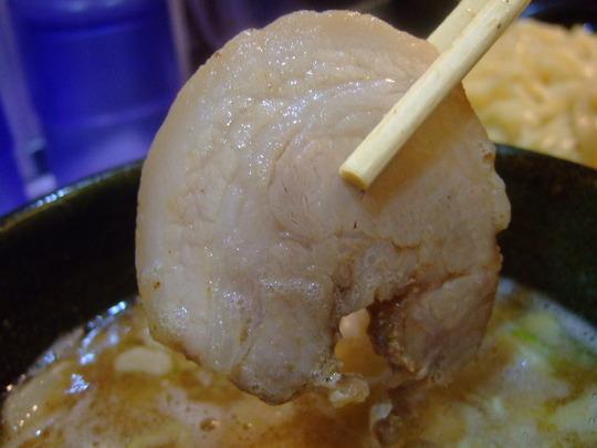 福島 「ラーメン人生 JET」 鶏煮込みつけ麺がコク旨!!
