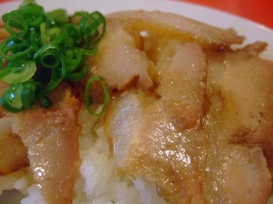 西長堀 「カドヤ食堂」 冷や汁そばは味噌が旨い!!