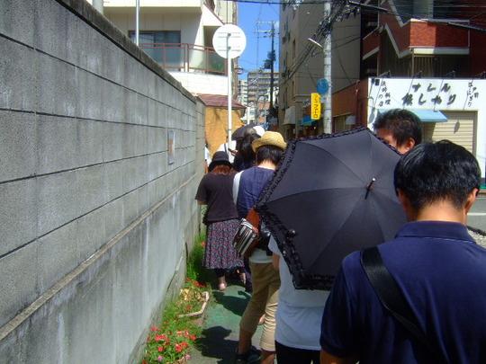 昭和町 らの道13 「麺屋 彩々」 やっぱりここは味噌つけ麺