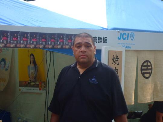 大阪城 「第11回 城灯りの景」第1回大阪的グルメグランプリ