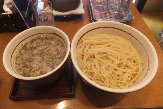 吹田・江坂 「麺屋 えぐち」 つけそばを堪能しました!
