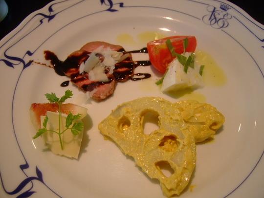 池田 「クッキアイオ」 イタリアンランチはお得なセット!