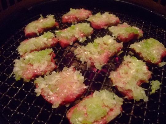 梅田・北新地 「清次郎」 上質の赤身肉が旨い焼肉屋さんです!