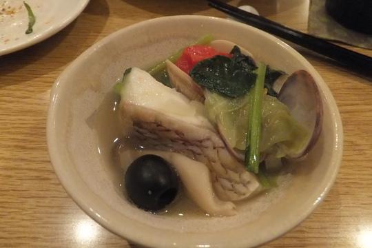 西天満 「かわず」 野菜が主役の夏秋の宴会コースに舌鼓!!!