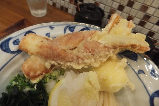 あびこ 「うどん小屋」 滑らかな麺のハイレベルな新店!!!