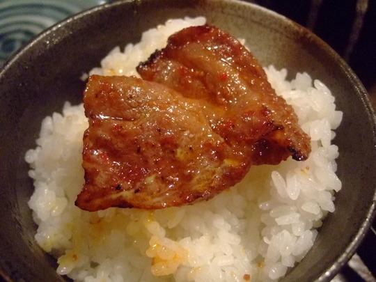 梅田・北新地 「清次郎」 お得な壺漬けカルビランチがあります