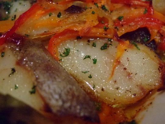 四ツ橋・新町 「エルグランペペ」 お値打ちの本格スペイン料理