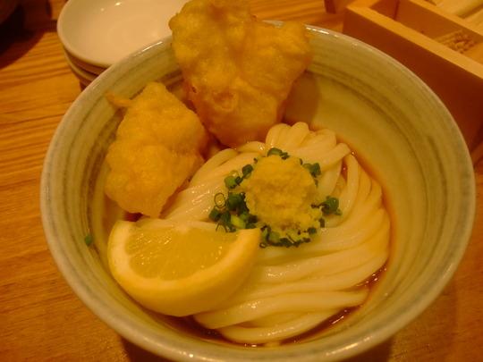 梅田 「釜たけ流 うめだ製麺所」 お得なセットが出来ました!