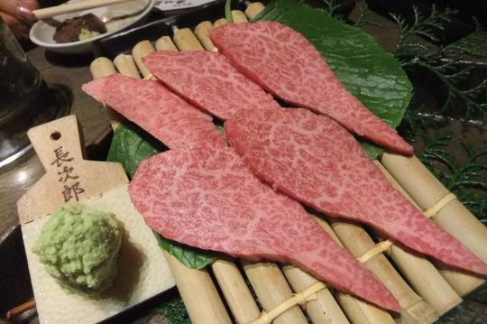 新大阪 「吟味屋 長山亭」 A-5のお肉が堪能出来ます!!