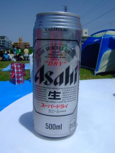 西中島・淀川河川敷 「淀川BBQ 2012春」 更に進化した