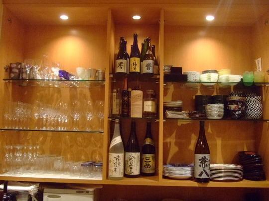 梅田・北新地 「鉄板焼 誉(ほまれ)」ちょっと1杯頂きました