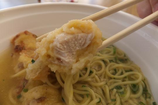 寺田町 「東日本大震災チャリティーイベント」 大阪好っきゃ麺