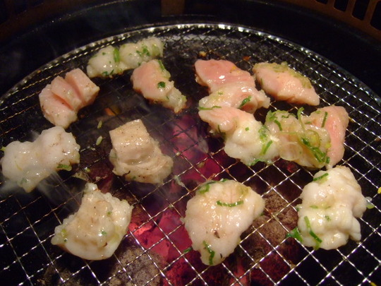 梅田・北新地 「清次郎」 超お値打ちコースを頂きました!!!