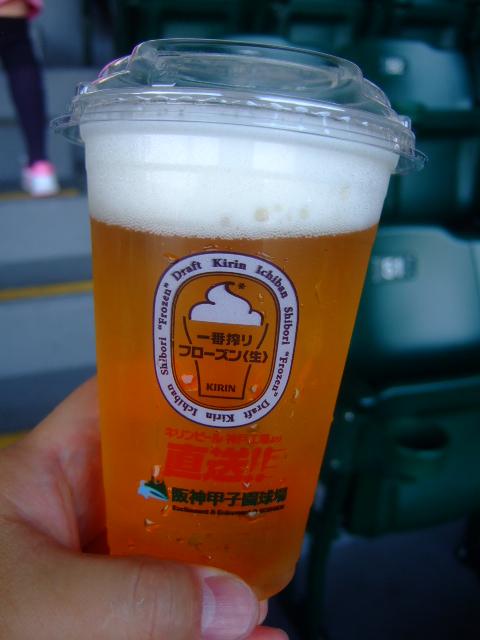 西宮・甲子園球場 「阪神 対 西武」 今年初観戦でしたが・・