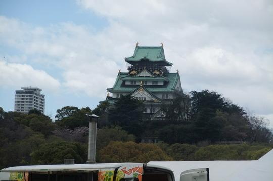 大阪城公園 「第3回 立ちあカーレー 2013」 第2部