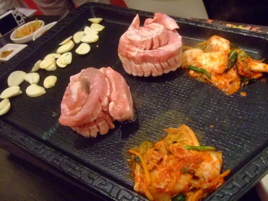 西中島 「明洞純豆腐」 オモニが作るメッチャ旨い韓国料理!!
