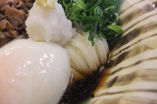 生野・大池橋 「元」 うどんラリー2 肉温玉ぶっかけ!!!