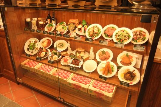 梅田・阪急百貨店 「東洋亭」 行列の洋食屋の絶品ハンバーグ