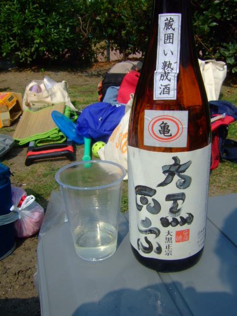 西中島・淀川河川敷 「淀川BBQ 2011秋」 更に進化した