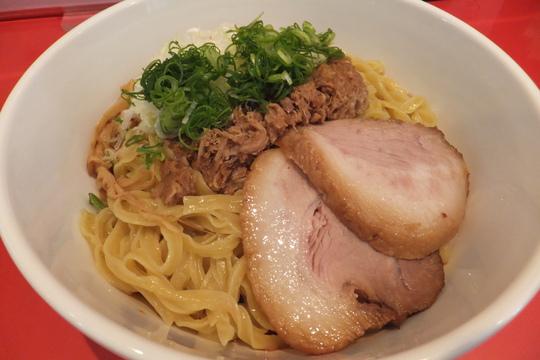 西長堀 「カドヤ食堂」 期間限定!賢者のカレー和え麺!!!