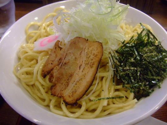 天満 「真骨鳥 あざす」 濃厚な鶏白湯スープのつけ麺です!!