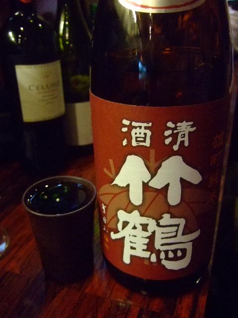 四ツ橋・新町 「酒中花 空心」 川中の大将主催・名店の食事会