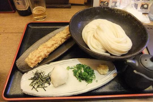 東大阪・吉田 「うどん日和」 うどんラリー10 ちく天生醤油