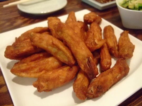 甲子園 「台湾料理 琥珀」 〆のKスペシャルがまた旨いんよ!