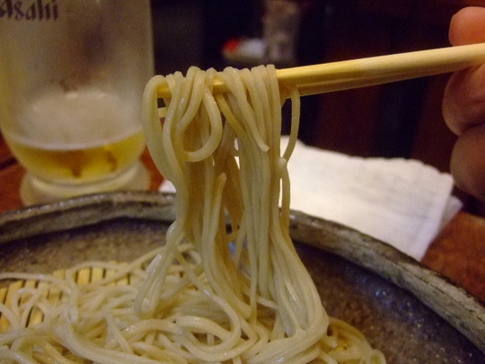 豊中・桃山台 「一柳斎玄庵」 こだわりの蕎麦屋で居酒屋遣い!