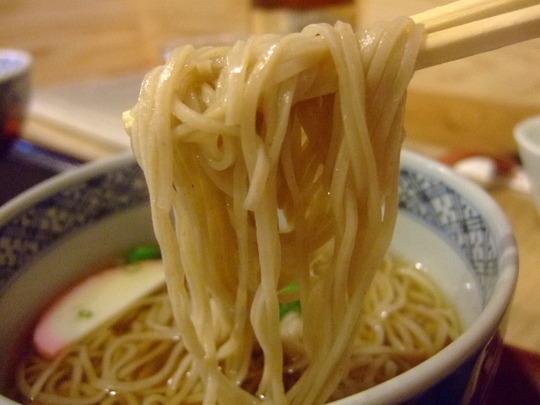 緑地公園 「そば甚」 カレー丼セットは食べ応えあり!!