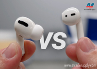 Apple AirPods 2 VS AirPods Pro - Which One Will You Choose?