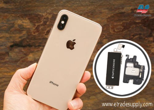 How to Replace iPhone XS Taptic Engine & Loudspeaker?