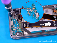 How to Replace the Samsung S20 Charging Port PCB Board