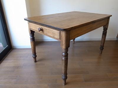オールドパイン テーブル