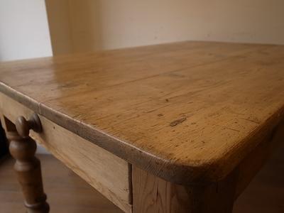 アンティーク家具 ダイニングテーブル
