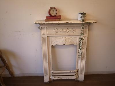 アンティーク 暖炉枠(マントルピース)