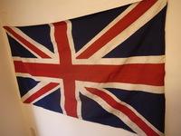 アンティーク ユニオンジャック (イギリス国旗)