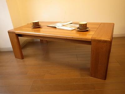ビンテージ センターテーブル
