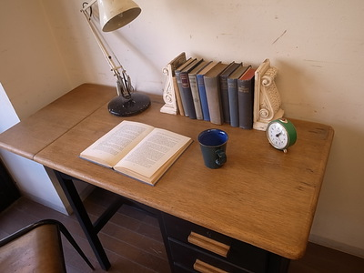 アンティーク 学習机