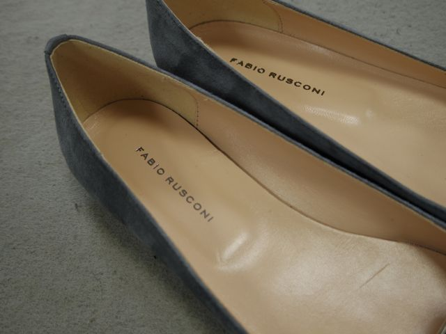 新品の靴は履く前に