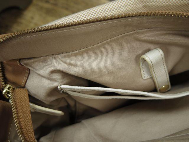 ハンドバッグの持ち手が外れて、、、