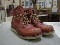 RED WING×オールソール