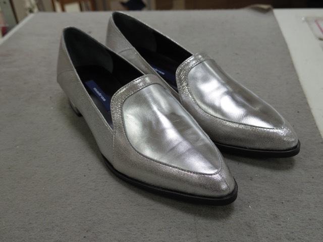 madrasの新品靴のハーフソール