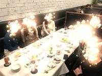 今日のお食事会は年収5000万クラスで・・・