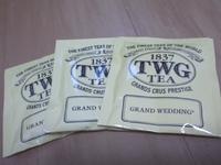 マンゴー香る紅茶 ♪ GRAND WEDDING