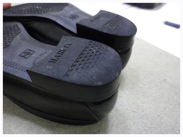 学生靴って修理できるのかしら?