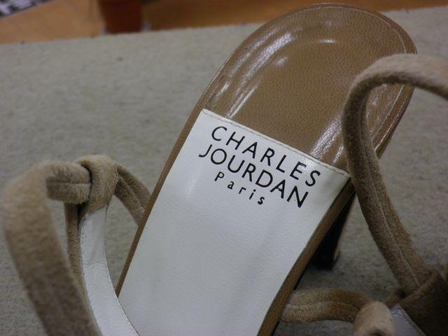 CHARLES JOURDAN×ヒールカット