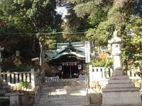 芦屋神社に行きました 2013/11/13 23:23:17