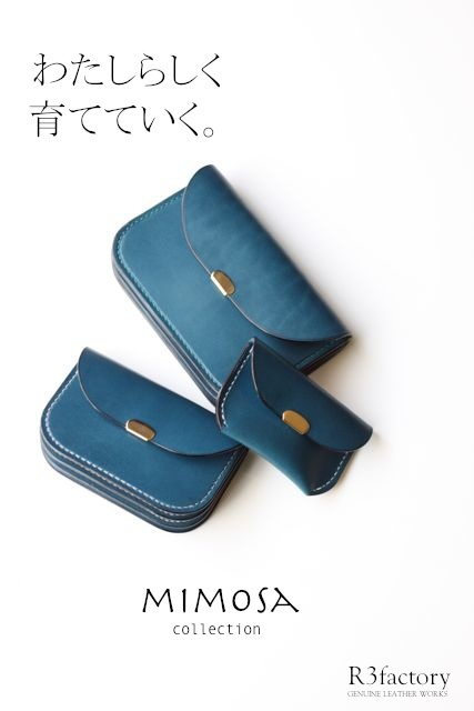new item☆『mimosa card case』