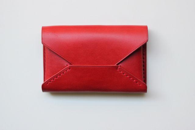 封筒型カードケース『bela』3色追加